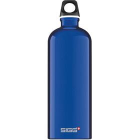 Sigg Traveller Bottle 1l blue